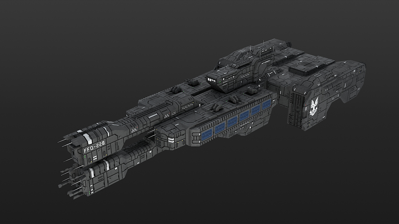 Stalwart-class light frigate
