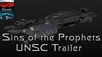 ★ HALO RTS ★ Sins of the Prophets Trailer - Sins of a Solar Empire MOD