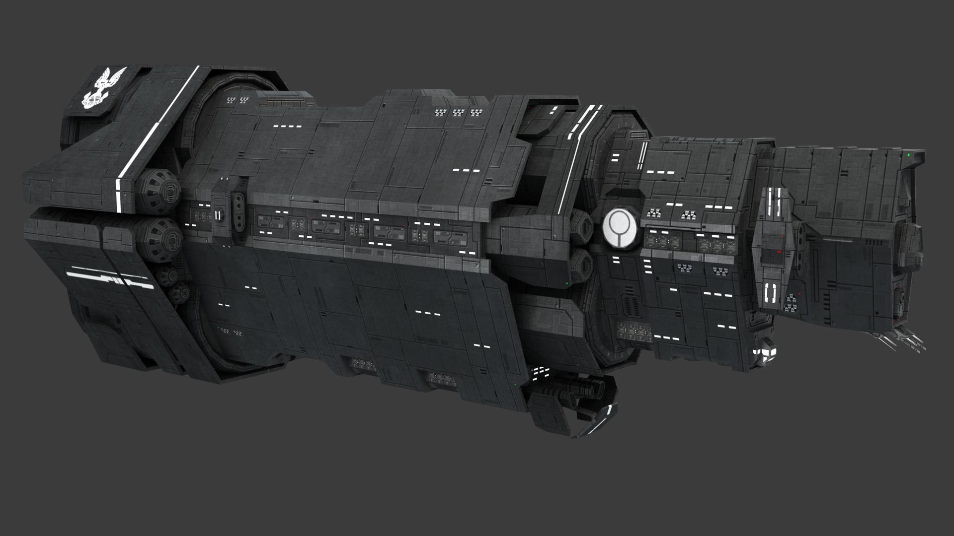 Halcyon-class light cruiser