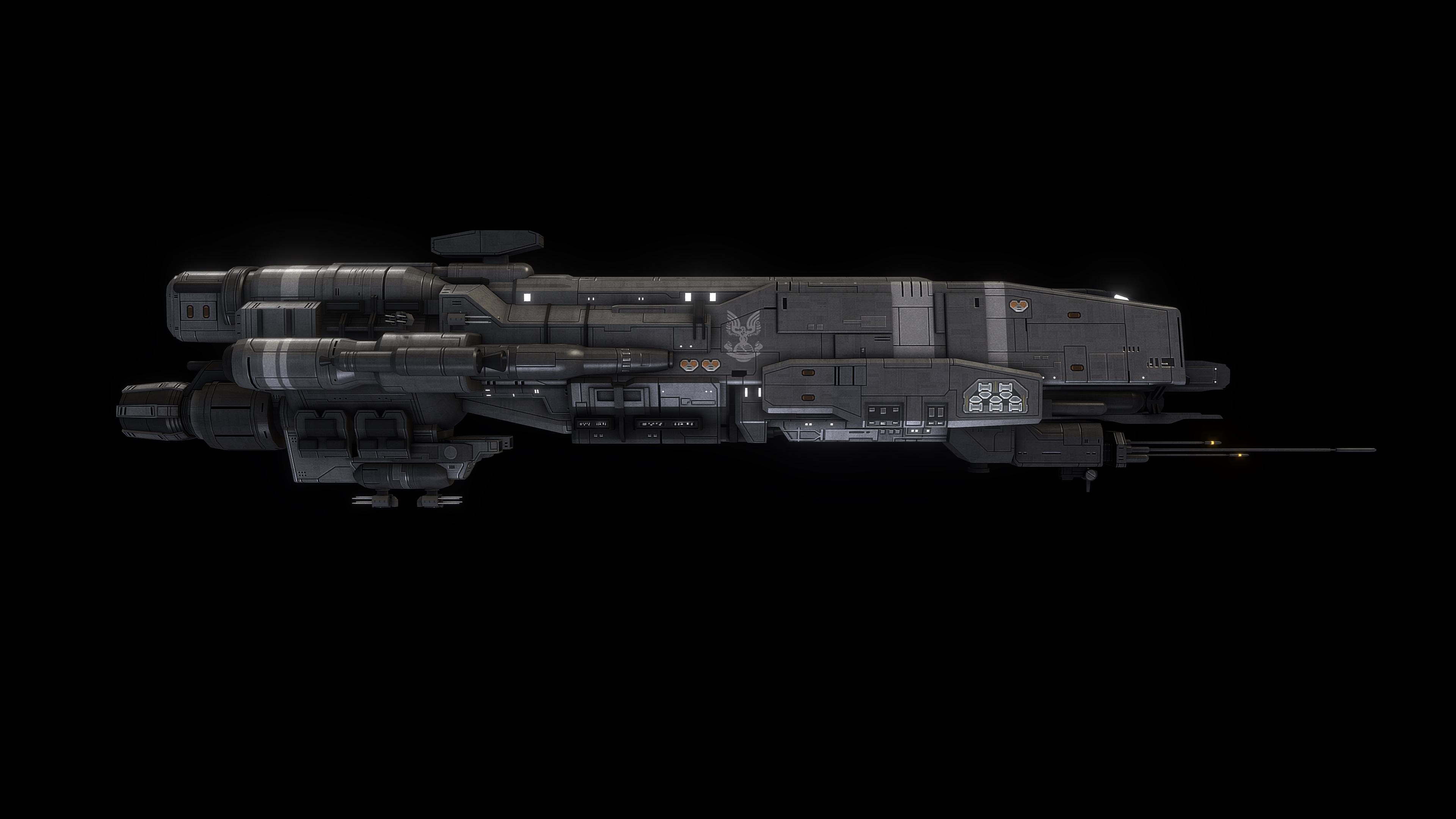Gladius-class Heavy Corvette