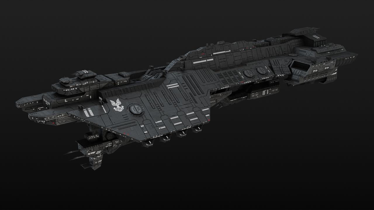 Phoenix-class Support Vessel