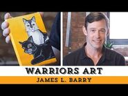 Warriors Art - with James L