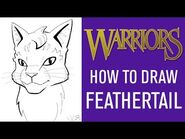 How To Draw Feathertail 🧶- With James L