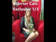 Warriors Exclusive Video 1- Firestar's Lives