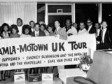 Motortown Revue UK Tour 1965