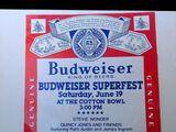 June 19, 1982 Cotton Bowl, Dallas, TX