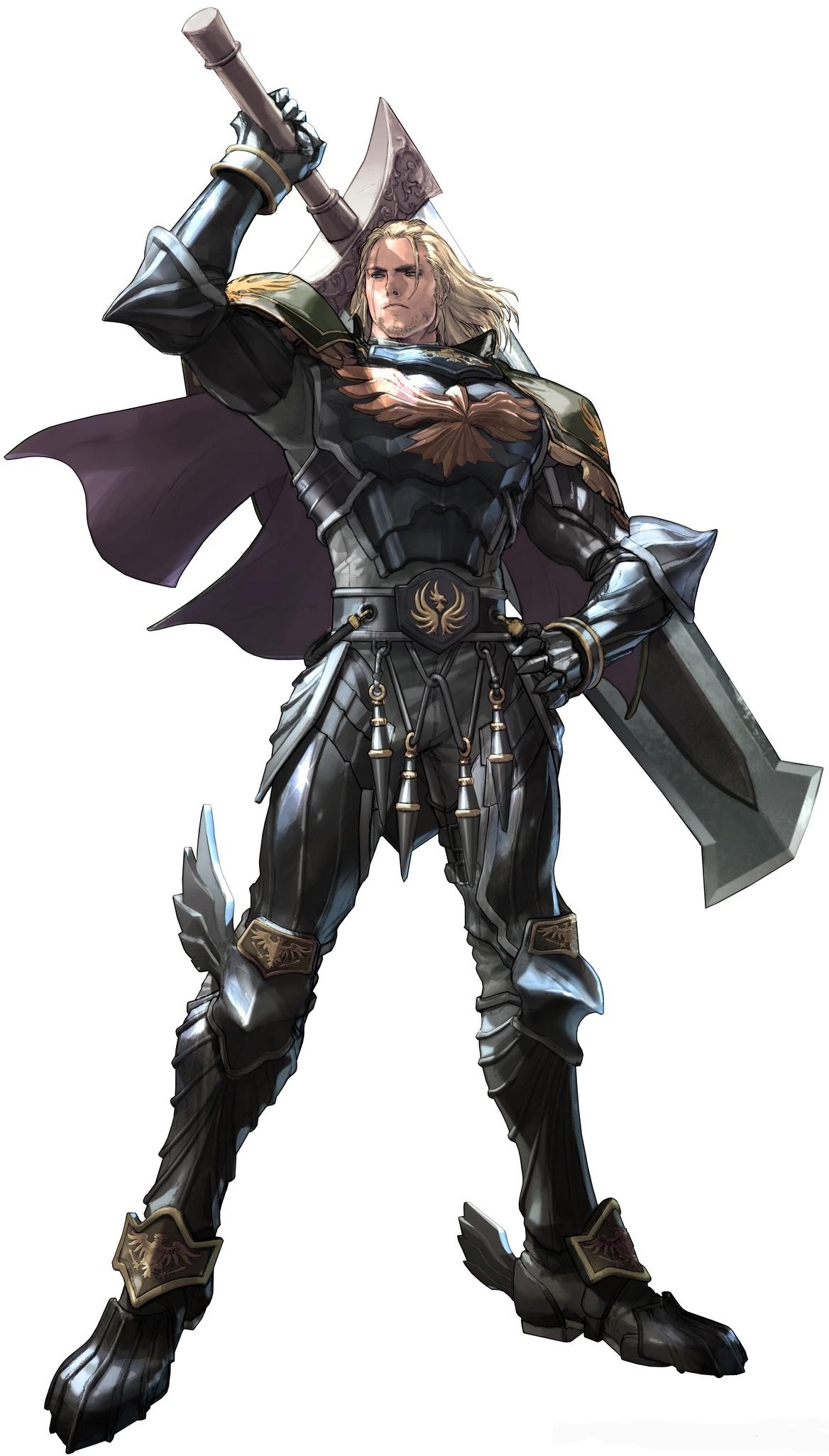 Siegfried/Original Timeline