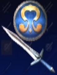 Ω Sword & Nemea Shield