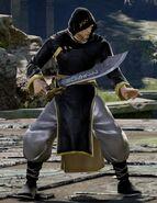 Xie Tian Soul Calibur VI 2P actual