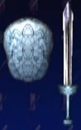 Xi Sword & Game Shield