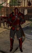 The legendary swordsman treywmcclure