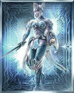 Swan Armor