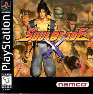Soul Blade NA PS1 Boxart.jpg