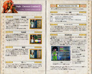 Soul Calibur 3 Player's Manual 36-37
