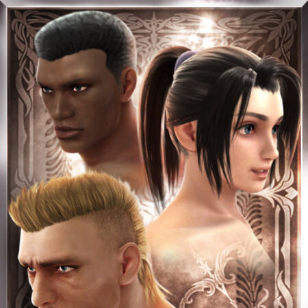 Hairstyles 1 Soulcalibur Wiki Fandom