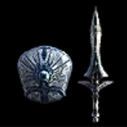 Soul Calibur inspired Shield