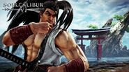 SOULCALIBUR VI - Haohmaru Gameplay Trailer - PS4 XB1 PC