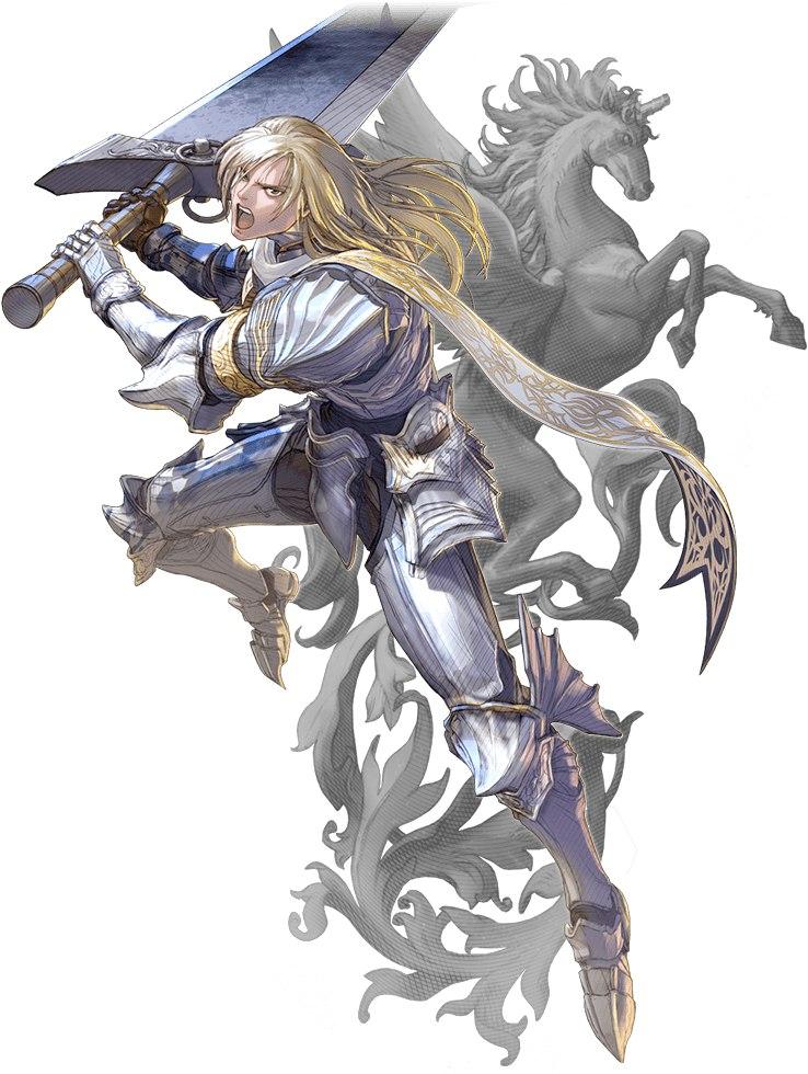 Siegfried/New Timeline