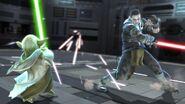 Yoda vs Secret Apprentice Sc4