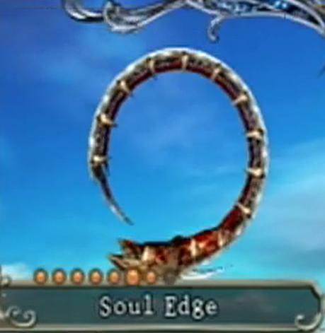 Soul Edge (Ring Blade)