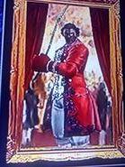 Samuel Alt Baroque Outfit Profile