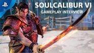 Soul Cailbur VI - Gameplay Preview PS4
