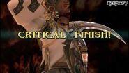 (HD) Soul Calibur Broken Destiny- Critical Finish Exhibition