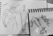 Demon Sanya Fanart By Robo-Man 2