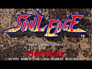 Soul Edge - Opening