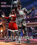The church siblings