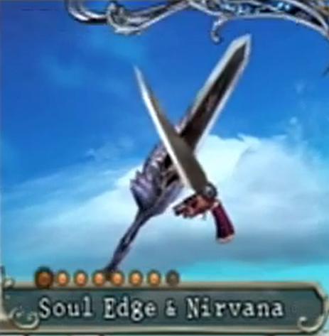 Soul Edge & Nirvana