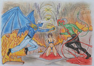 Demon Sanya, Sasha and Bloodian By Demon Sanya 3