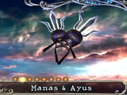 Manas and Ayus (2P, SCIII)