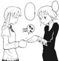 Soul Eater Chapter 24 - Crona and Maka's friendship