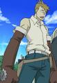 Episode 26 - Giriko's appearance initially