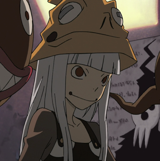 Soul Eater Frog Witch