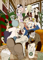 Soul Eater Chapter 26 - Cover