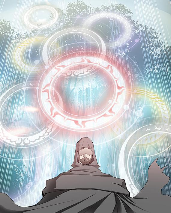 Spirit Rings