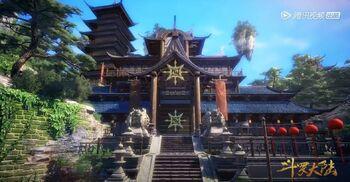 Donghua Previous World