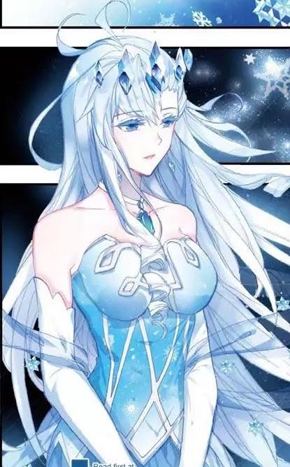 Heavenly Snow Woman