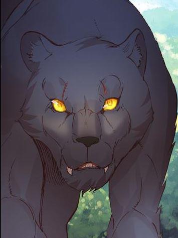 Gold-eyed Leopard