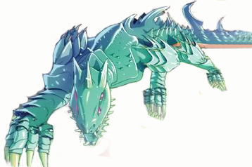 Unicorn Armoured Beast