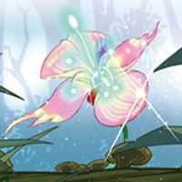 Forgetful Poison Flying Flower