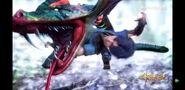 San vs Datura Snake