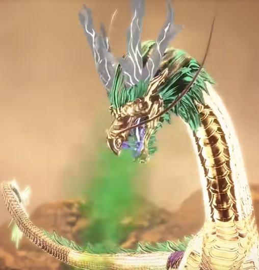 Serpent Dragon Joint Assault
