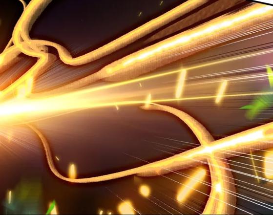 Dazzling Golden Rope
