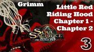 Soul Sacrifice DELTA PS VITA - 1080P Let's Play Walkthrough - 3 - Grimm Faction - Red Riding Hood