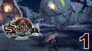 Soul Sacrifice DELTA PS VITA - 1080P Let's Play Walkthrough 1 - Game Opening + Options