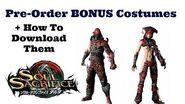 Soul Sacrifice DELTA PS VITA 1080P - Pre-order bonus costumes + How To Download Them!