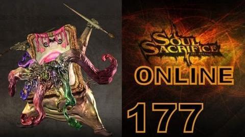 Let's Play Soul Sacrifice PS VITA - Part 177 - ONLINE - Hour Of Ash - Incubus